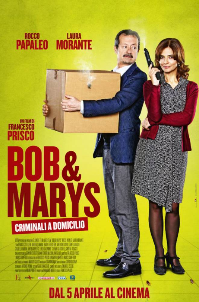 Bob & Marys - Criminali a domicilio