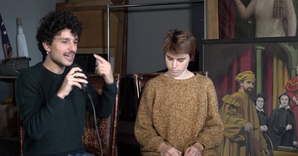 Interview with Mauro Lamantia and Irene Vetere (Magic Nights)